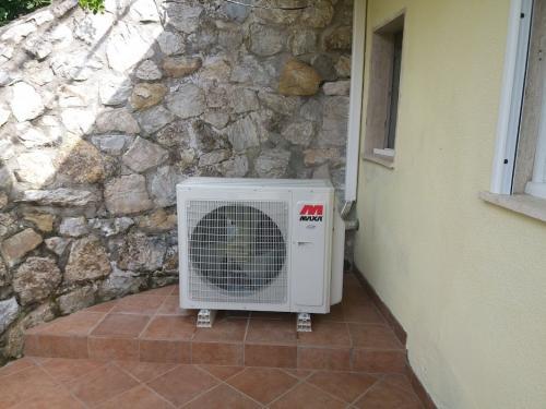 Pompe di calore Casa Eva