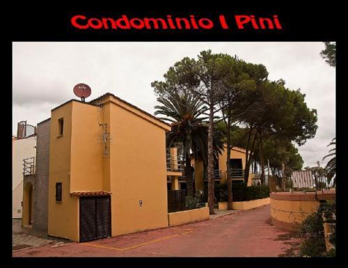 Condominio i Pini impianto ricezione tv terrestre/satellitare